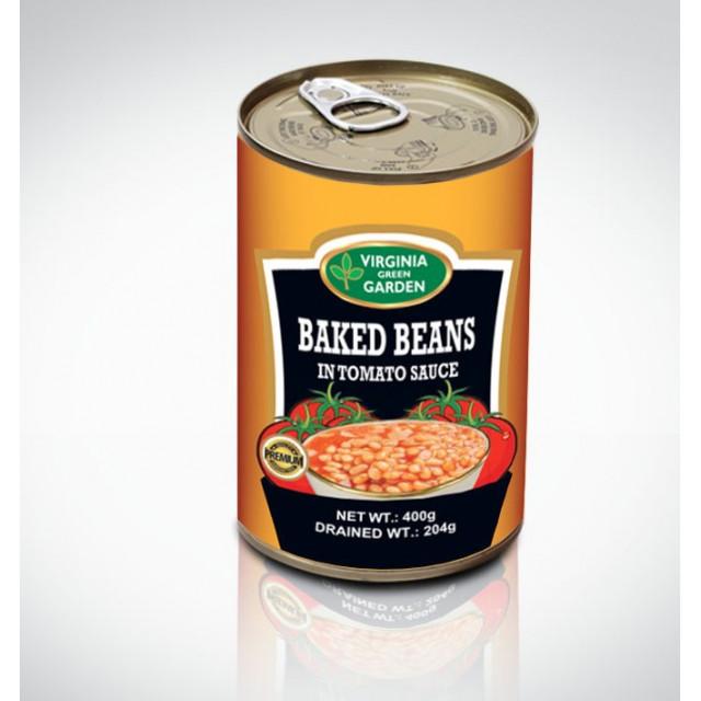 Baked Beans 400 Gram ( 1 X 24 Per Carton )