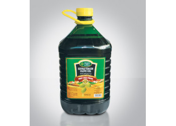 EXTRA VIRGIN OLIVE OIL 5 Liter ( 1 x 2 Per Carton )