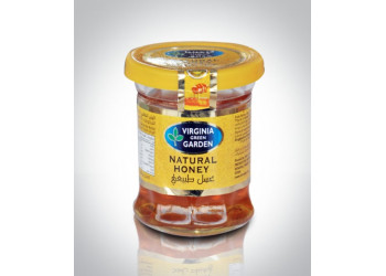 NATURAL HONEY- GLASS JAR 80 Grams ( 48 Pieces Per Carton )