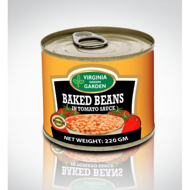 Baked Beans 220 Gram ( 1 X 12 Per Carton )