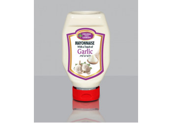 Garlic Mayonnaise 300 Gram ( 1 X 12 Per Carton )