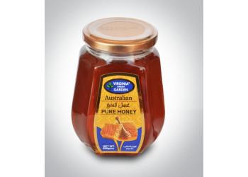 PURE HONEY-GLASS JAR 500 Grams ( 12 Pieces Per Carton )