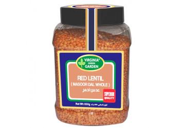 RED MASOOR WHOLE 850 Grams ( 16 Pieces Per Carton )