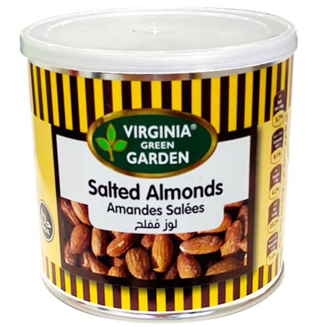 SALTED ALMONDS 250 Grams ( 12 Pieces Per Carton )