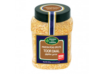TOOR DAL 850 Grams ( 16 Pieces Per Carton ).