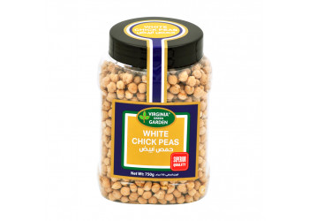 WHITE CHANA 750 Grams ( 16 Pieces Per Carton ).