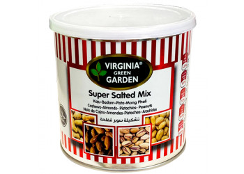 SALTED SUPERMIX NUTS 300 Grams ( 16 Pieces Per Carton ).