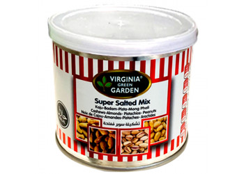 SALTED SUPERMIX NUTS 110 Grams ( 24 Pieces Per Carton ).