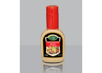 THOUSAND ISLAND DRESSING 227 ML ( 1 X 12 Per Carton ).