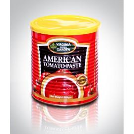 American Tomato Paste 800 Gram ( 1 X 12 Per Carton )