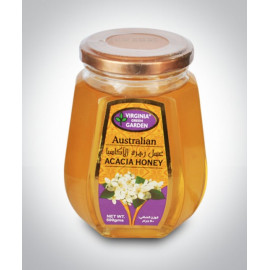 ACACIA HONEY- GLASS JAR 500 Grams ( 12 Pieces Per Carton )