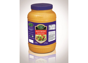 FRENCH DRESSING 1 Gallon ( 1 X 4 Per Carton )