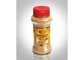 GINGER POWDER 125 Grams ( 1 X 24 Per Carton )