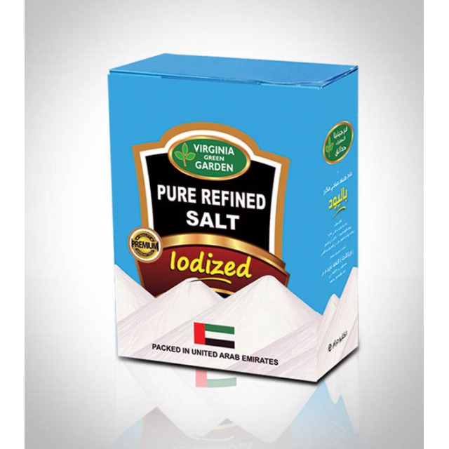 IODIZED SALT 1kg ( 1 X 12 Per Carton )