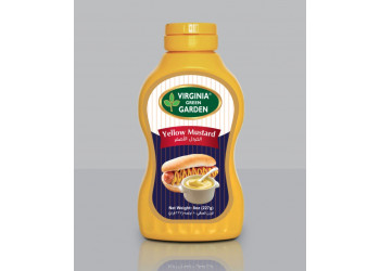 Yellow Mustard 227 Gram ( 1 X 12 Per Carton )