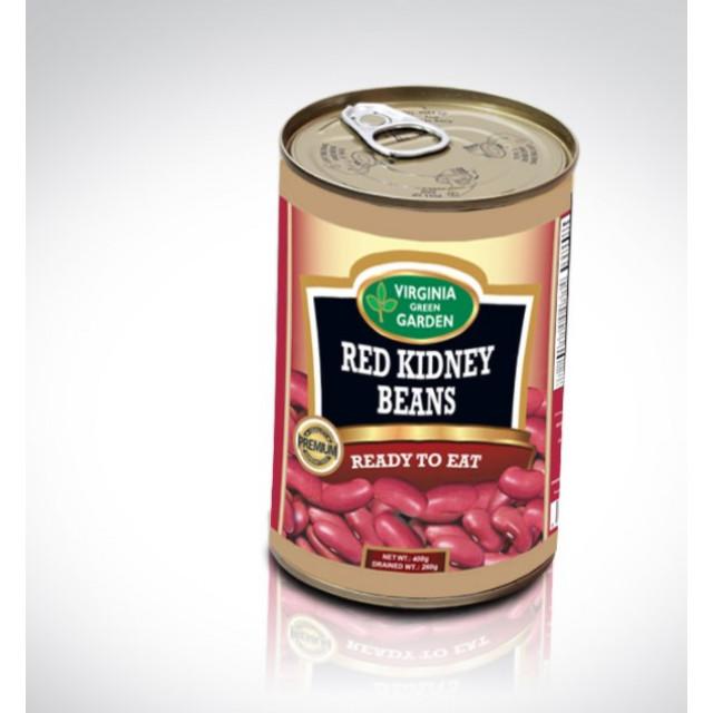 RED KIDNEY BEANS(EO) 400 Grams ( 1 X 24 Per Carton )