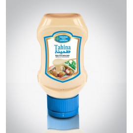 Tahina Squeeze Bottle 300 Gram ( 1 X 12 Per Carton ).