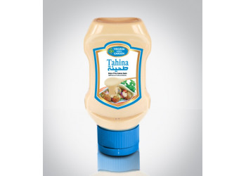 Tahina Squeeze Bottle 300 Gram ( 1 X 12 Per Carton )