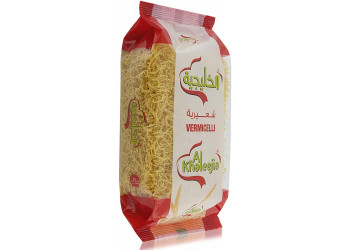 VERMICELLI B/P K 400 Grams ( 20 Pieces Per Carton )