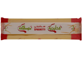 SPAGHETTI (REGULAR) K 400 Gram ( 20 Pieces Per Carton )