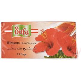 HIBISCUS TEA BAGS 2grams ( 36 Pack Per Carton )