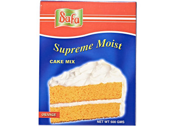 CAKE MIX - ORANGE 500 grams ( 12 Pack Per Carton )