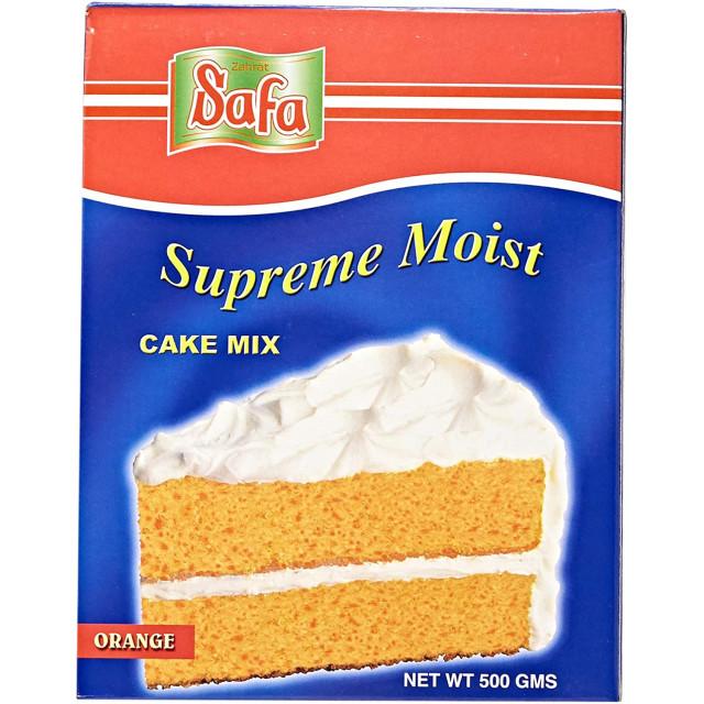 CAKE MIX - ORANGE 500 grams ( 12 Pack Per Carton )