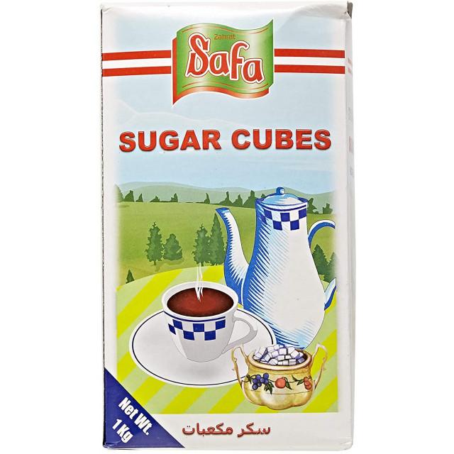 CUBE SUGAR 1KG ( 12 Pieces Per Carton )