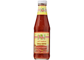 CHILLI SAUCE 340 Grams ( 24 Pieces Per Carton )