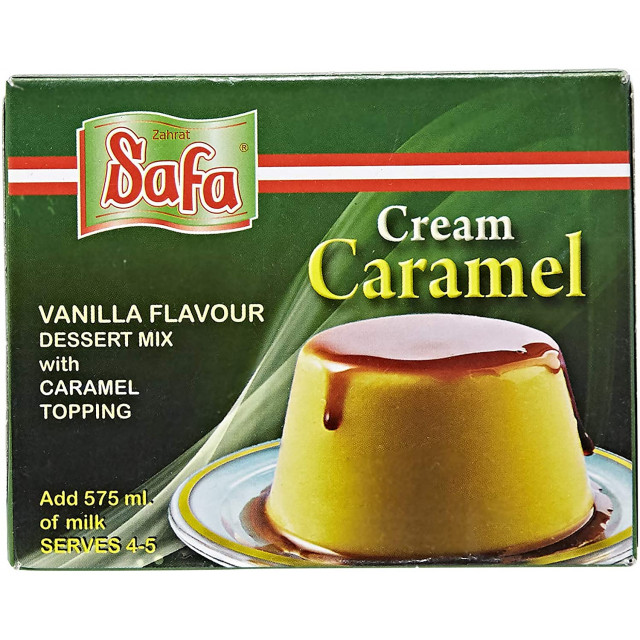 CREAM CARAMEL 74 Grams ( 48 Pieces Per Carton )