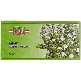 MINT TEA BAGS 2 Grams ( 25 Pack Per Carton )