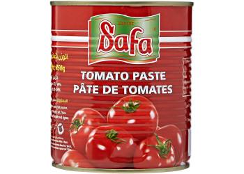 TOMATO PASTE (22/24) 850 Grams  ( 12 Pieces Per Carton )