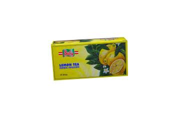 LEMON TEA BAGS 2 Grams ( 25 Pack Per Carton )