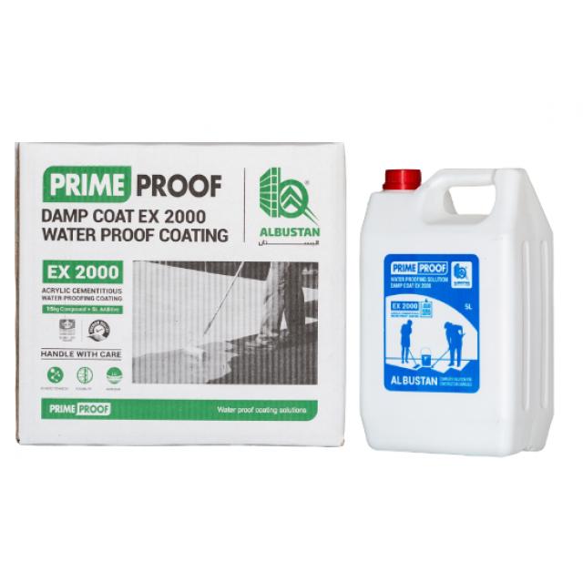 PRIME PROOF EX 2000
