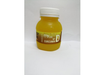 My Dx  Pineapple Curcumin 120ML