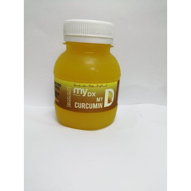 My Dx  Pineapple Curcumin 120ML