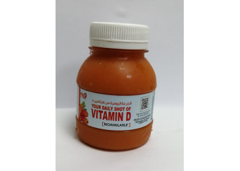 My D Carrot Juice 120ml