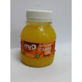 My-D-Orange Juice 120 ML ( Buy 10 Pieces + 1 Free )