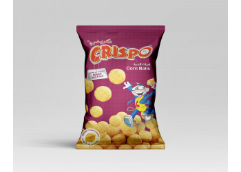 Corn Balls Cheese 75g (10pcs)