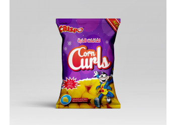 Corn Curls Cheese 40g (24pcs)