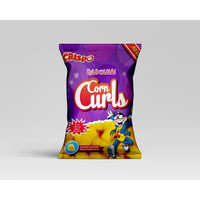 Corn Curls Cheese 40g (24pcs)