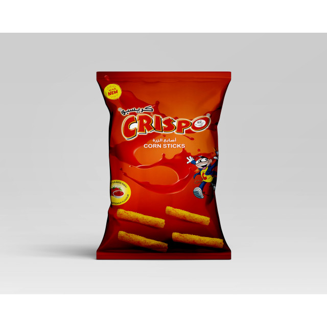 Corn Sticks Ketchup 15g (46pcs)