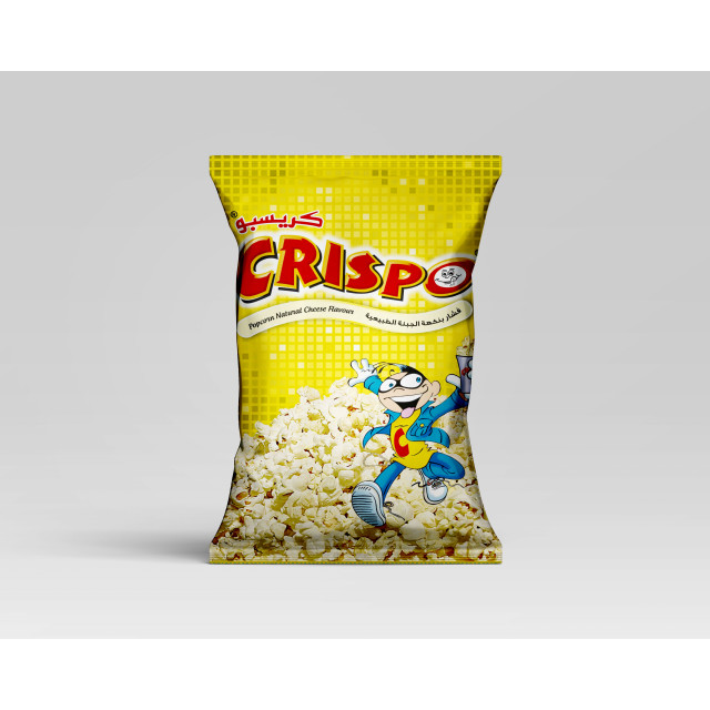 Popcorn Cheese 25g (24pcs)