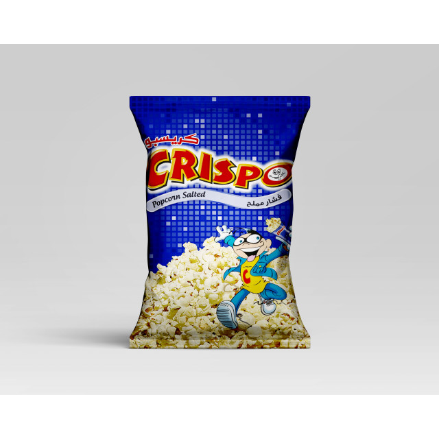Popcorn Salted 25g (35pcs)