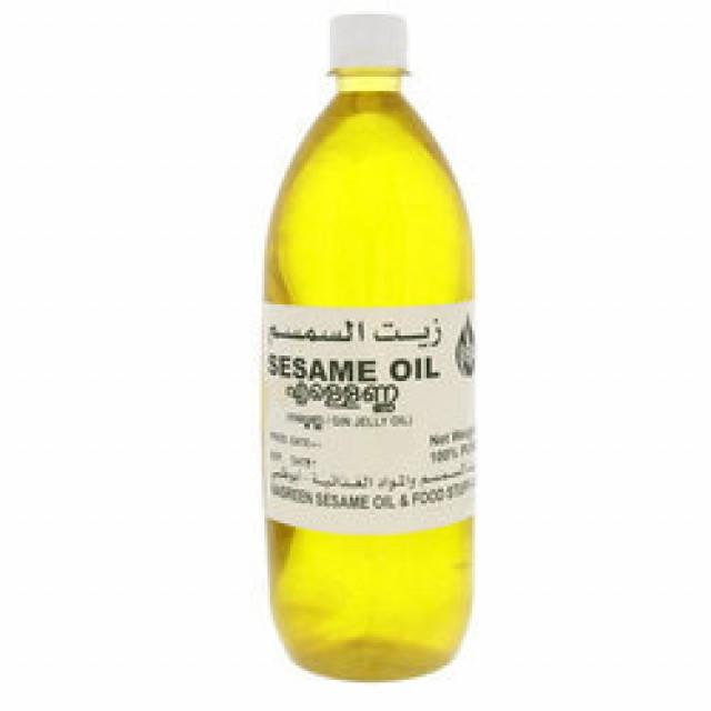 NASREEN SESAME OIL 1000 ML