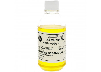 NASREEN ALMOND OIL 250 ML