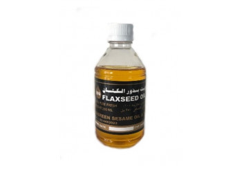 NASREEN FLAXSEED OIL 250 ML