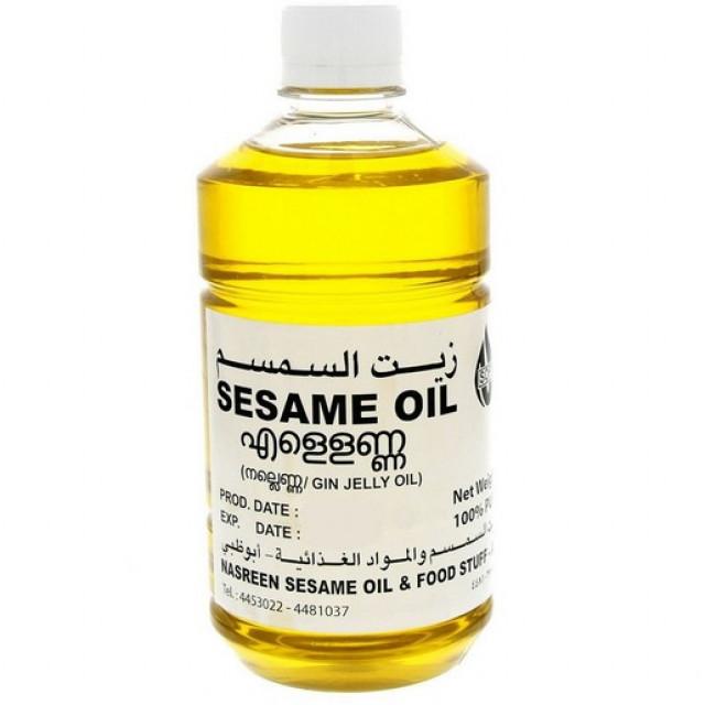 NASREEN SESAME OIL 500 ML