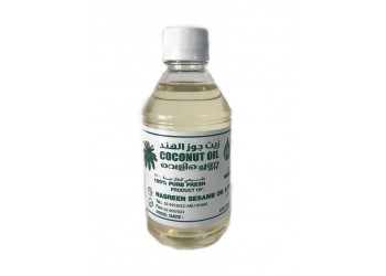 NASREEN COCONUT OIL 300 ML