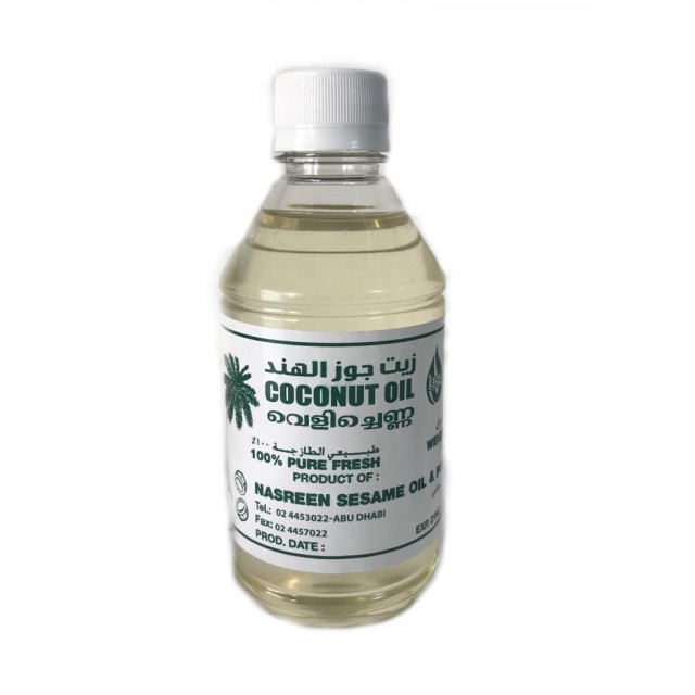 NASREEN COCONUT OIL 300 ML